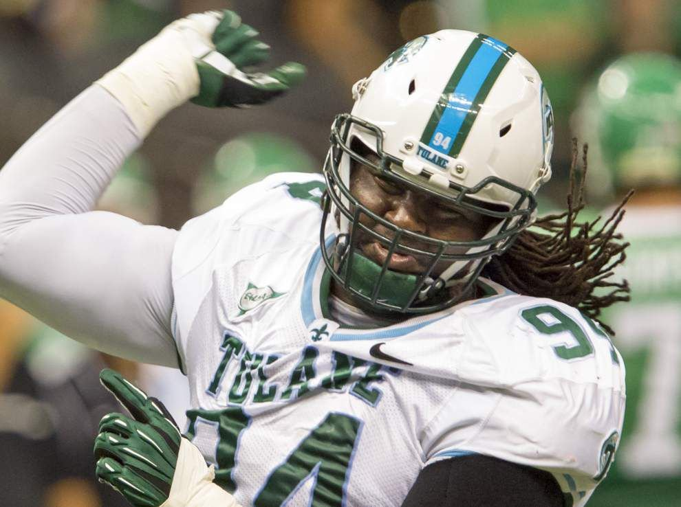 Two interceptions returned for touchdowns doom Tulane in a 47-13 loss at Duke _lowres