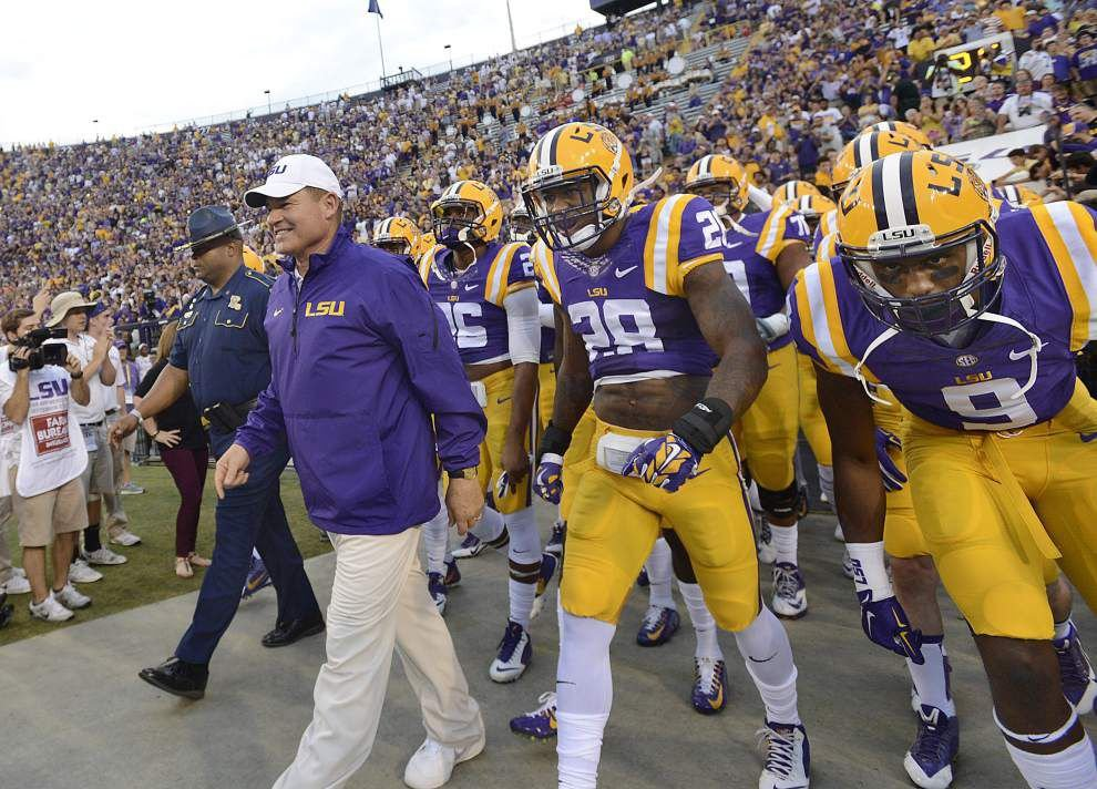Rabalais: Can LSU's youth serve up a surprise at Auburn? _lowres