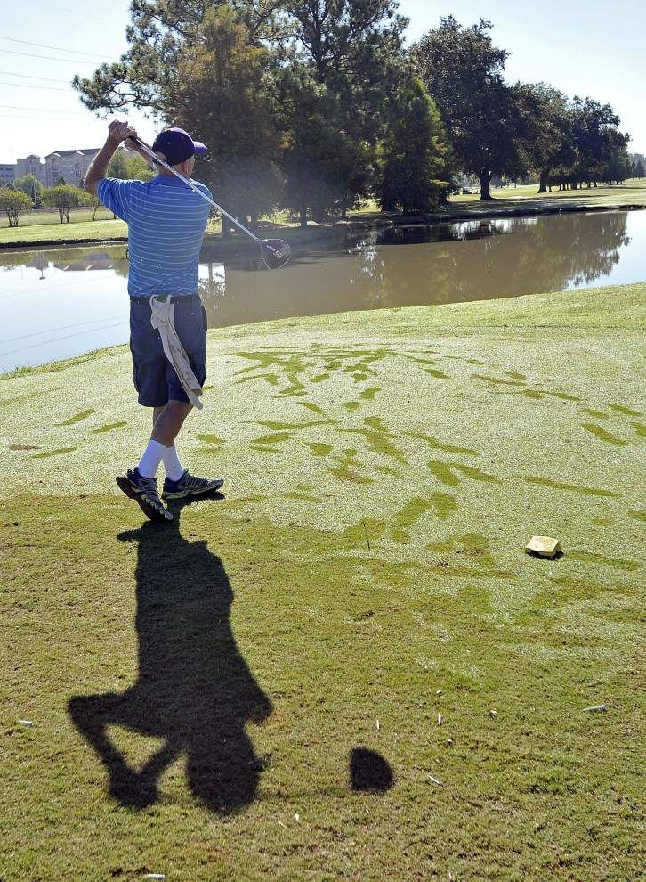 Senior Group of golfers rallies to keep LSU course _lowres