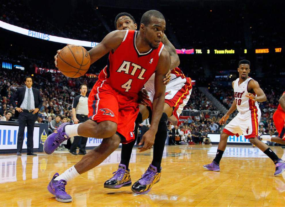Former La. Tech standout Paul Millsap invited to Team USA camp _lowres
