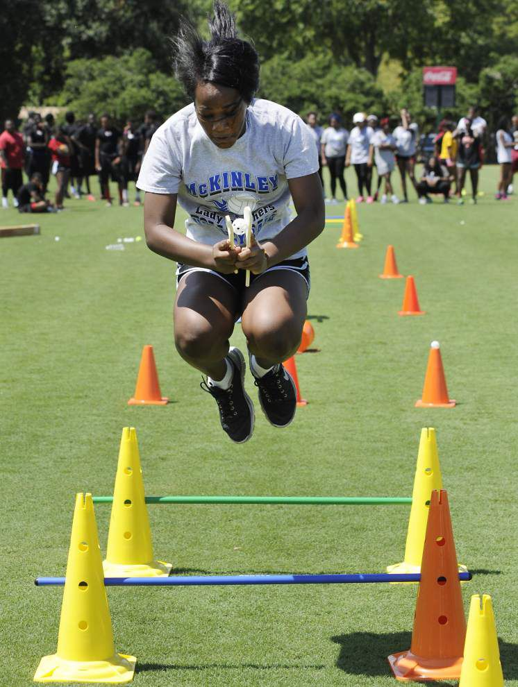 Coaches, athletes accept the challenge _lowres