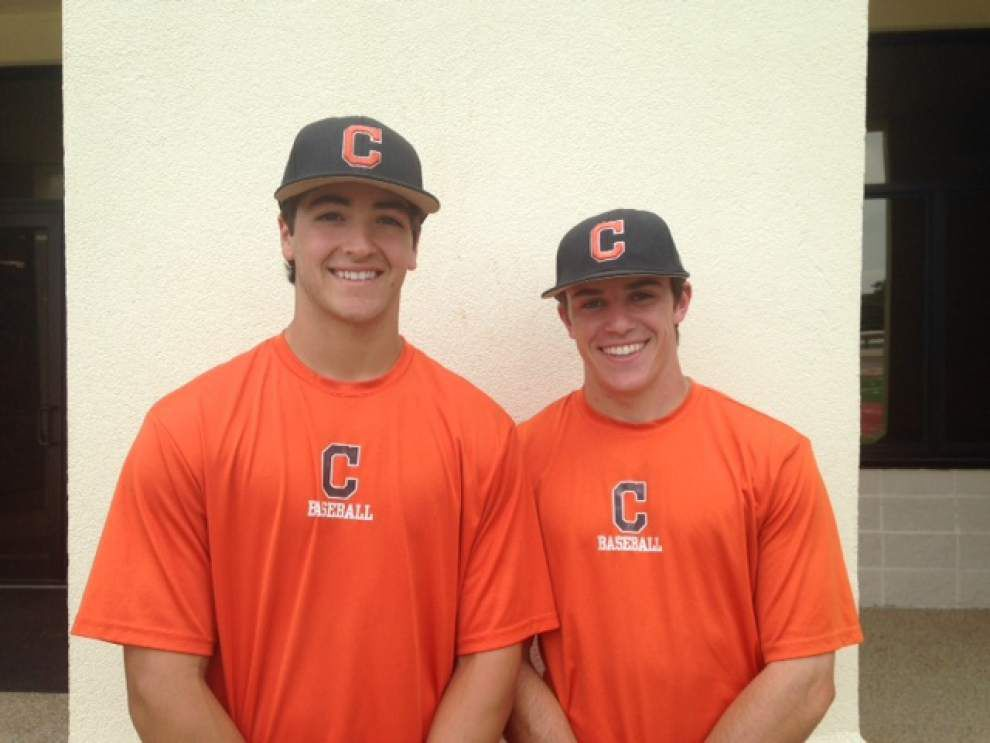 Catholic shortstop Josh Smith, second baseman Bo Branch give Bears strong defense up the middle _lowres