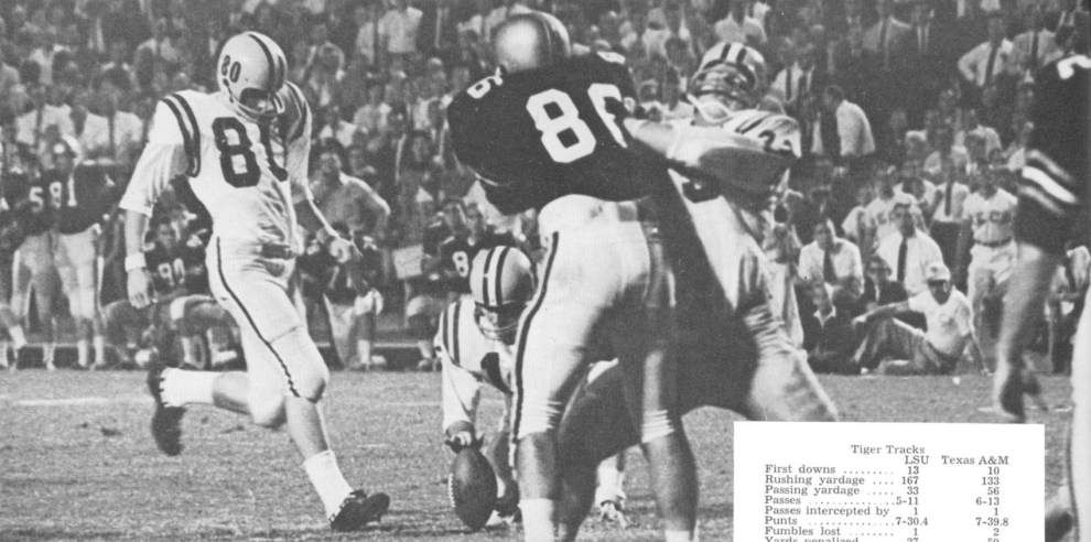 SEC Legend Doug Moreau to be honored at SEC Championship Game _lowres