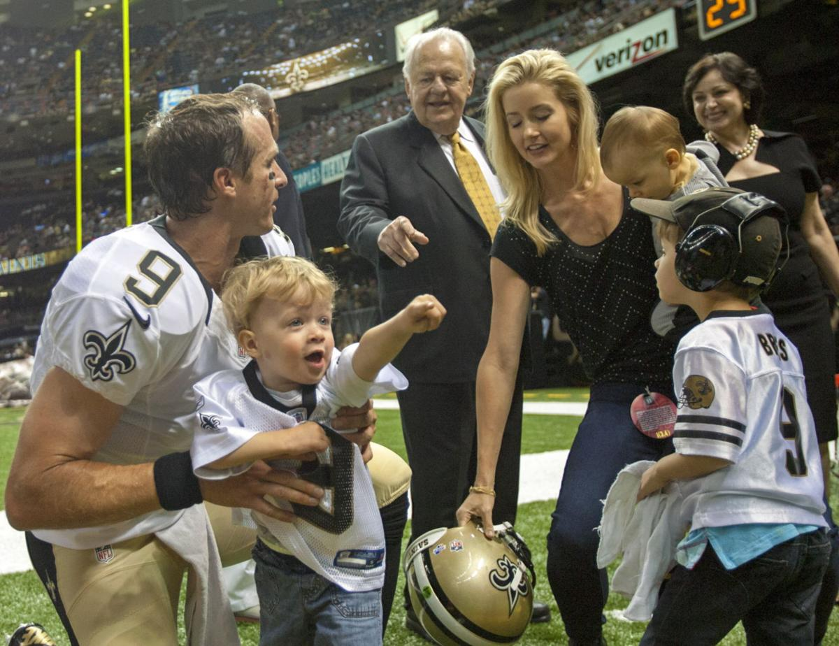 Congrats To Drew Brees And Wife Expecting Fourth Child