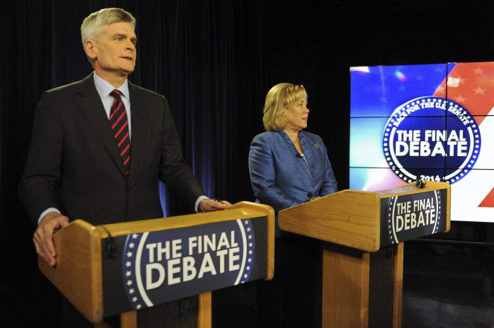 Mary Landrieu campaigns hard, Bill Cassidy not so much _lowres