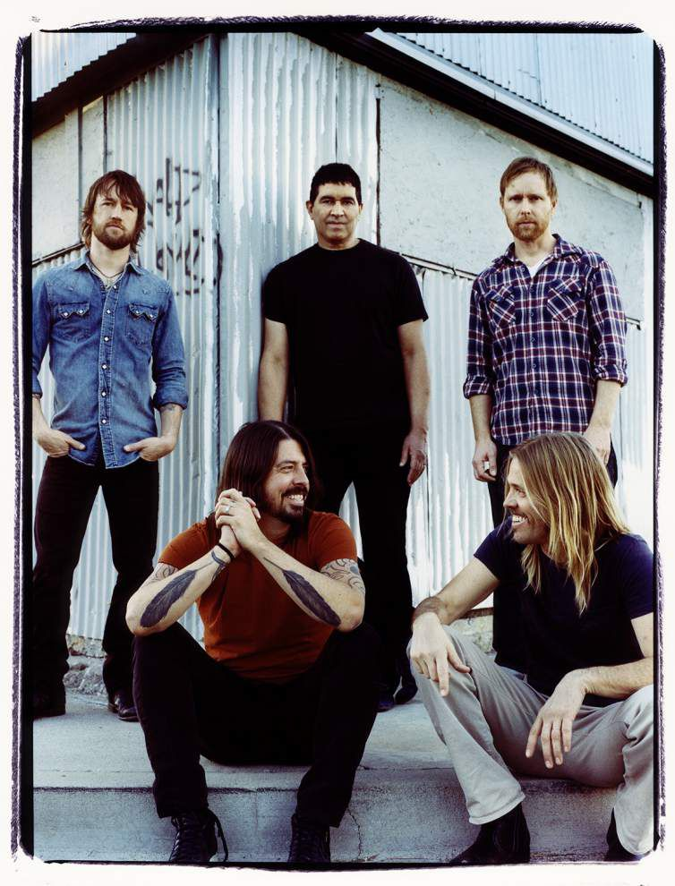 Foo Fighters at House of Blues on Friday, just in time for HBO premiere _lowres