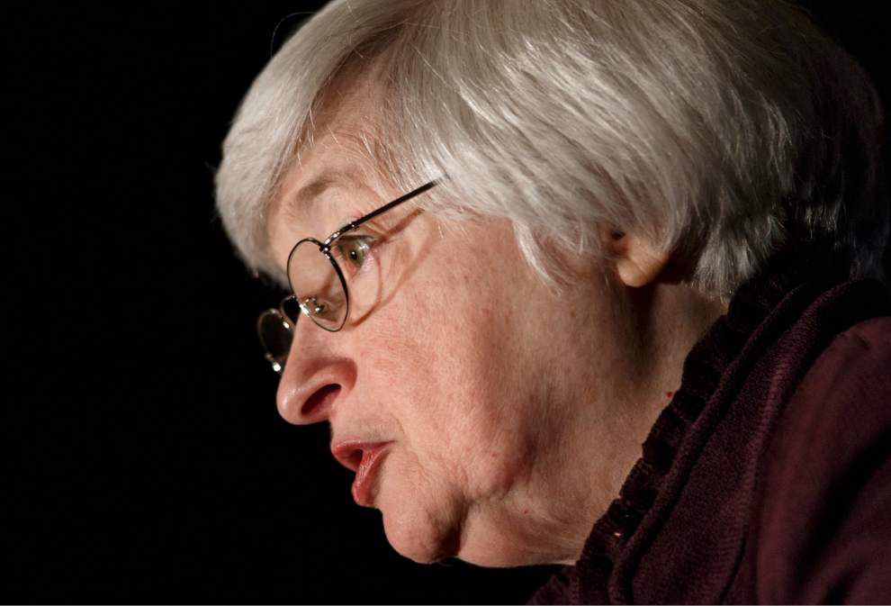 Yellen says Fed seeks to avoid undue regulations _lowres