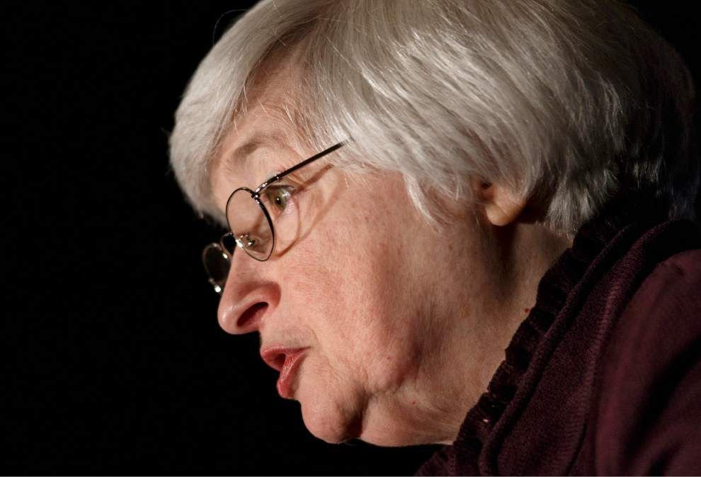 Yellen says Fed seeks to avoid undue regulations _lowres