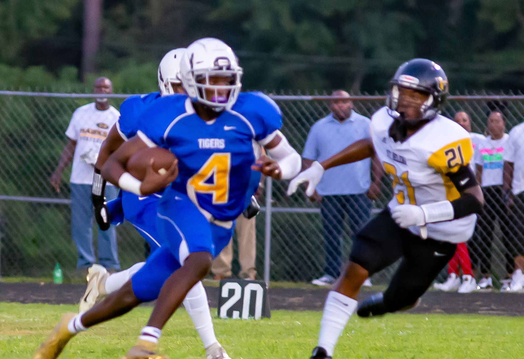 East Feliciana Tigers are 2-0 after win against St. Helena