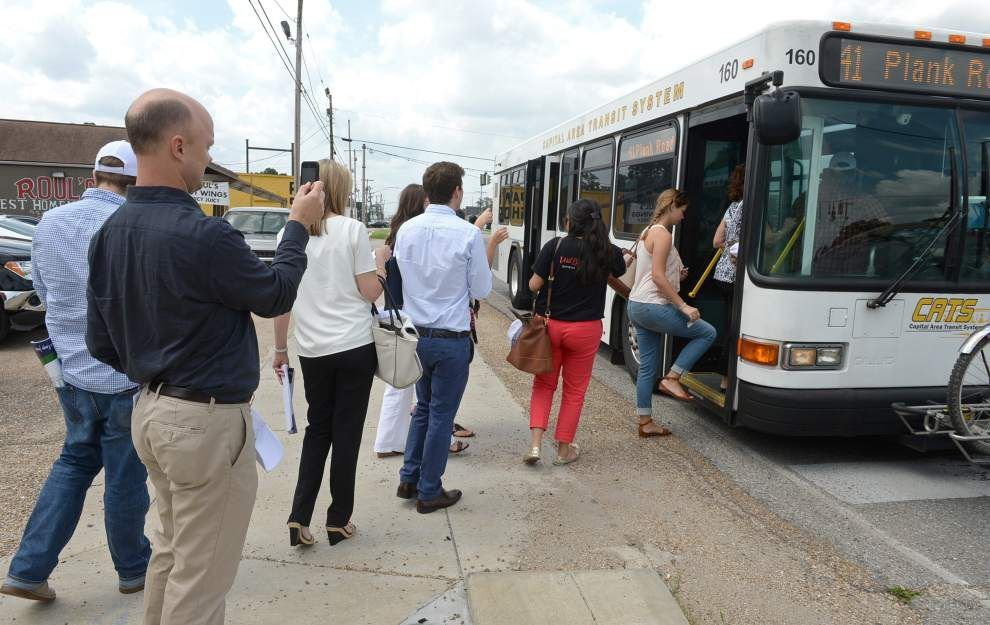 CATS ready to pounce on next LSU bus service contract _lowres