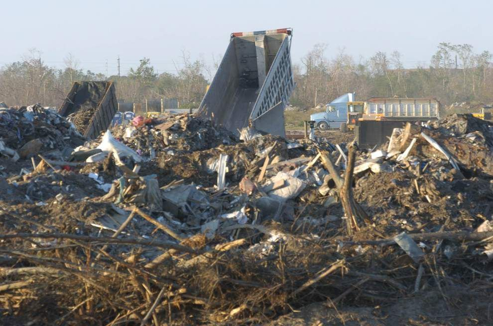City of N.O., landfill operators settle lawsuit with land's real owners _lowres