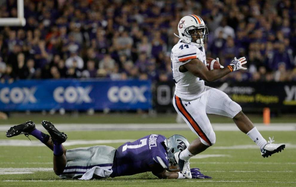 Pick 6: A Q and A with a beat writer from LSU's opponent (Auburn) _lowres