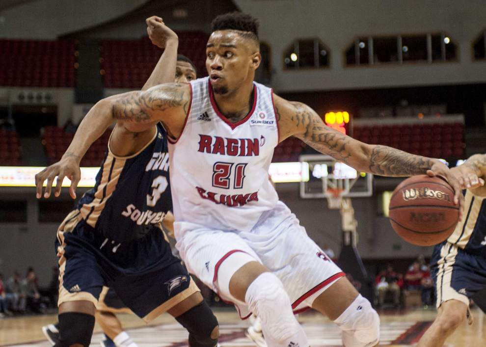 Ragin' Cajuns land spot in CollegeInsider.com tournament, will travel to Incarnate Word _lowres