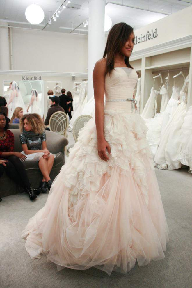 New Orleans bride-to-be appears on 'Say Yes to the Dress' on Friday _lowres
