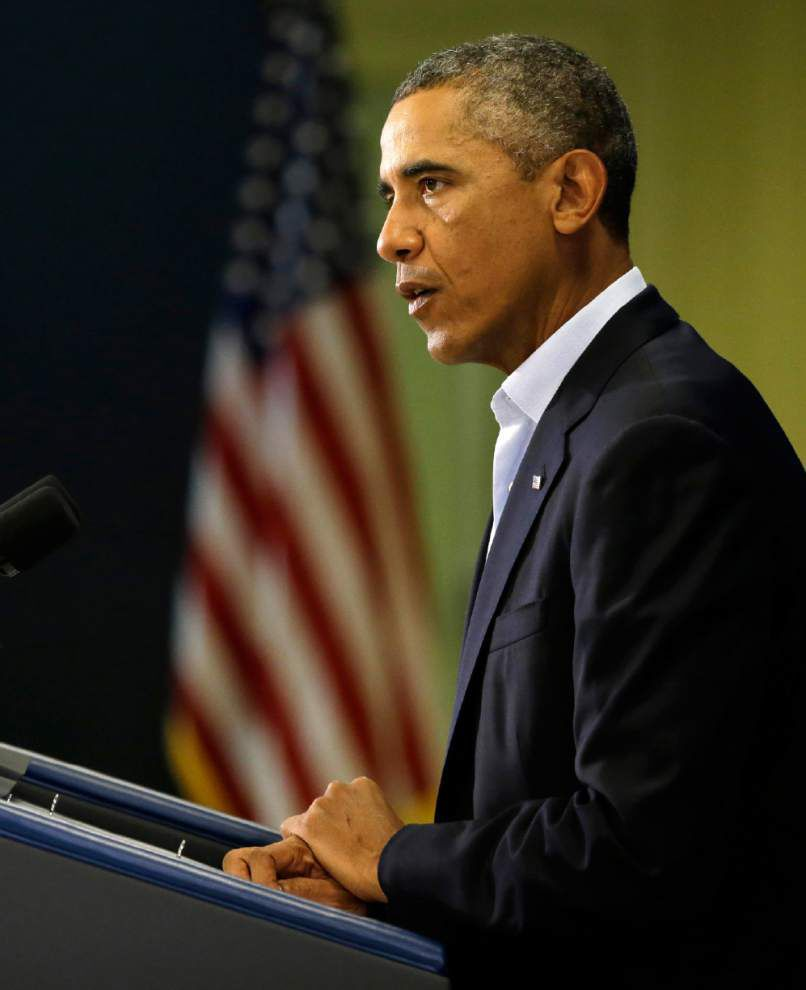 Beheading spurs new U.S. attacks on militants _lowres