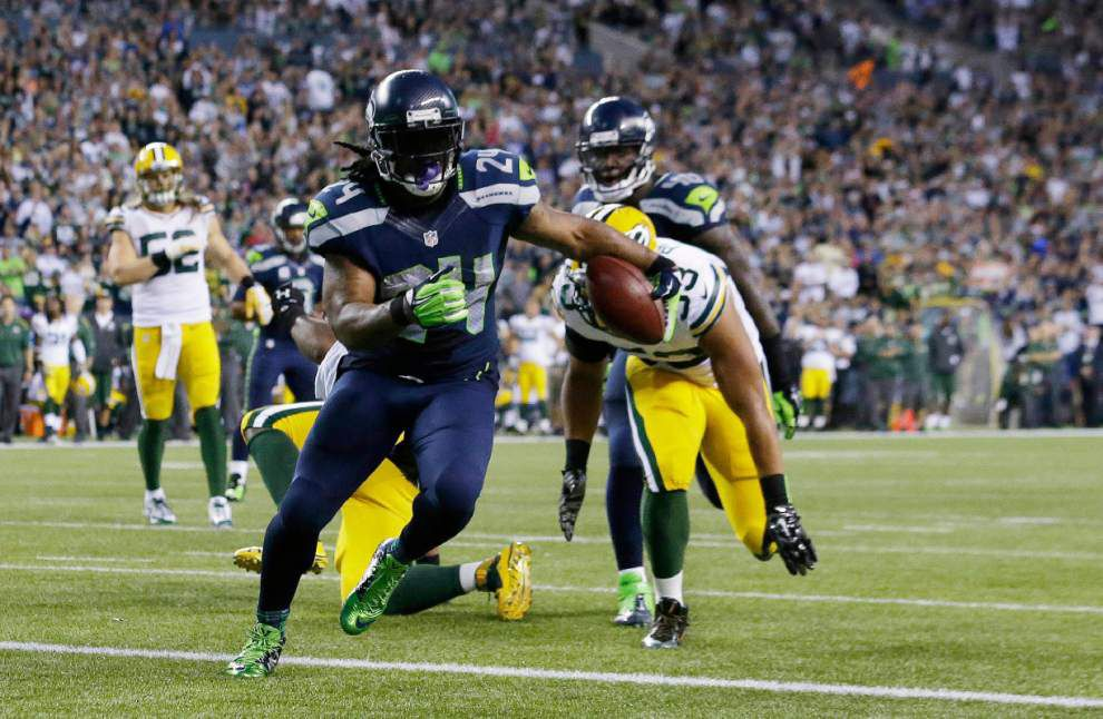 Seattle Seahawks dominate Green Bay Packers in NFL Thursday season opener _lowres