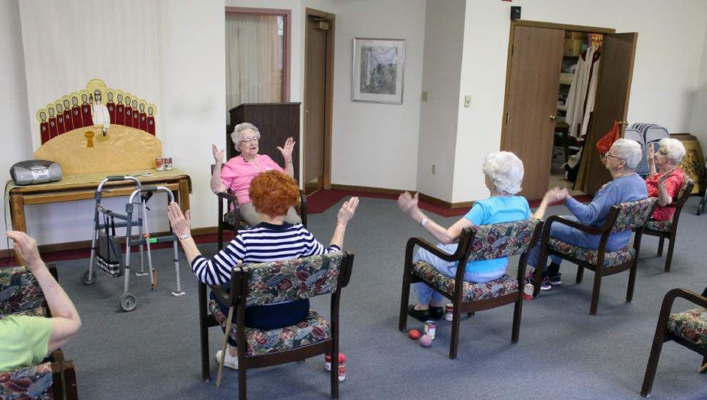 Aging America: Exercise as the fountain of youth _lowres