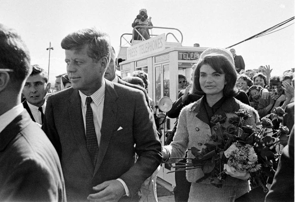 Jacqueline Kennedy letters reveal her private side _lowres