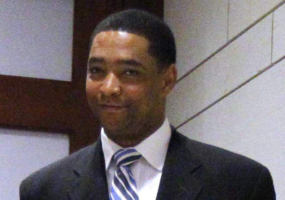 U.S. Rep. Richmond asks for U.S. Justice Department to investigate allegation of abuse by Iberia Parish deputies _lowres