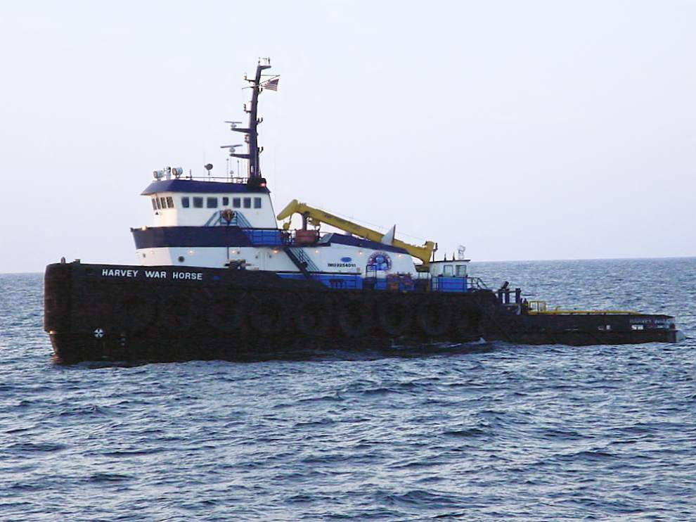 Harvey Gulf sells 8-vessel offshore tug division _lowres
