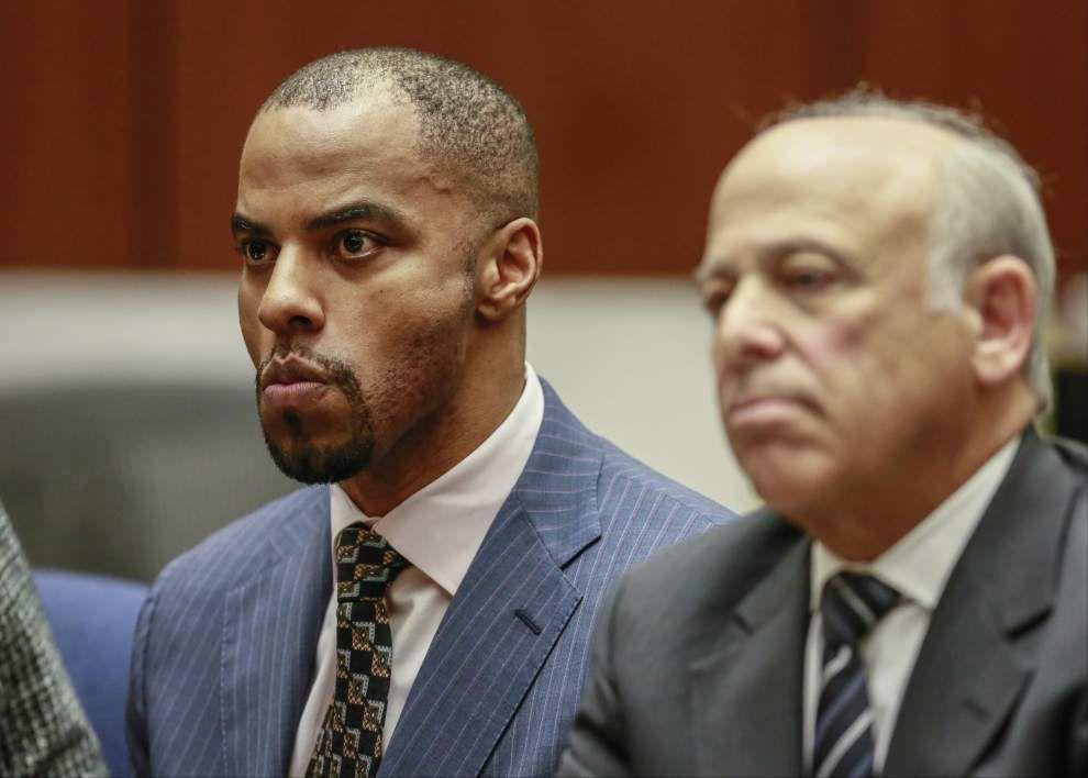 Former Saint Sharper pleads guilty in Vegas sex assault case _lowres