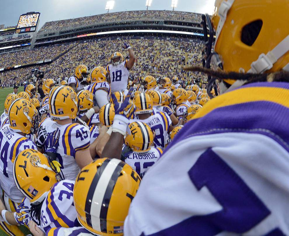 Louisiana-Monroe at LSU pregame football chat at 5 p.m. _lowres