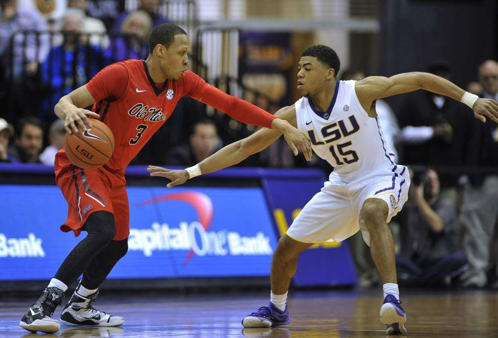 LSU goes for the regular-season sweep against Tennessee in men's basketball _lowres
