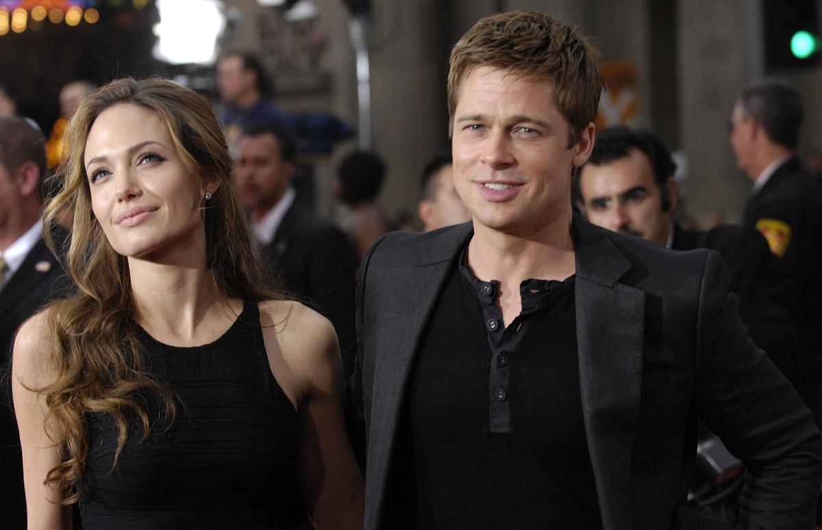 Brad Pitt-Angelina Jolie-Divorce