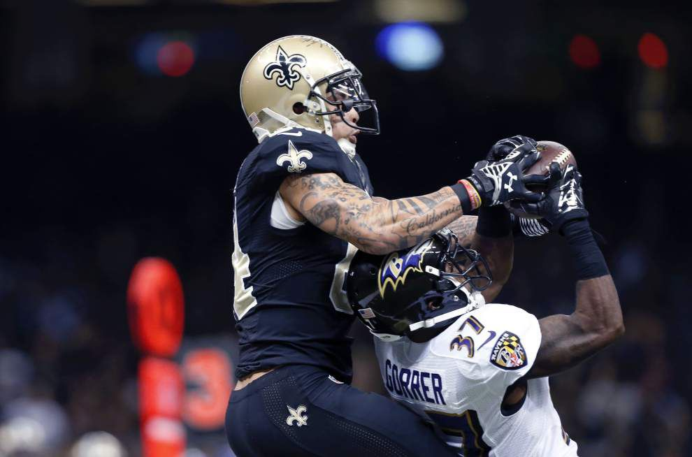 Saints report card: Offense gets stuffed early in the red zone _lowres