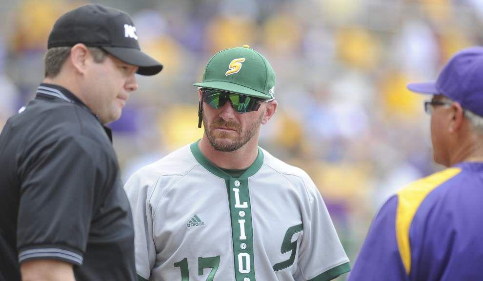 Tulane interviews Southeastern Louisiana coach Matt Riser _lowres