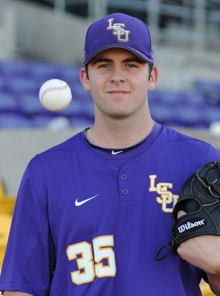 LSU baseball most important players: No. 2 Alex Lange _lowres