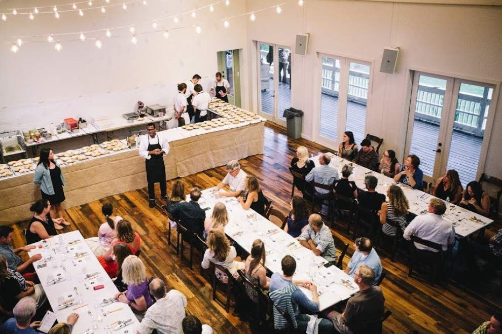 Unique New Orleans-based Dinner Lab expanding into Baton Rouge _lowres
