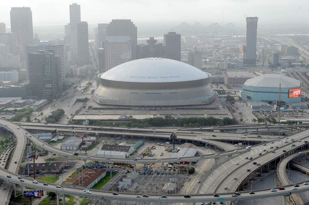 New orleans to host men s final four in 2022 for sixth for Mercedes benz superdome new orleans la