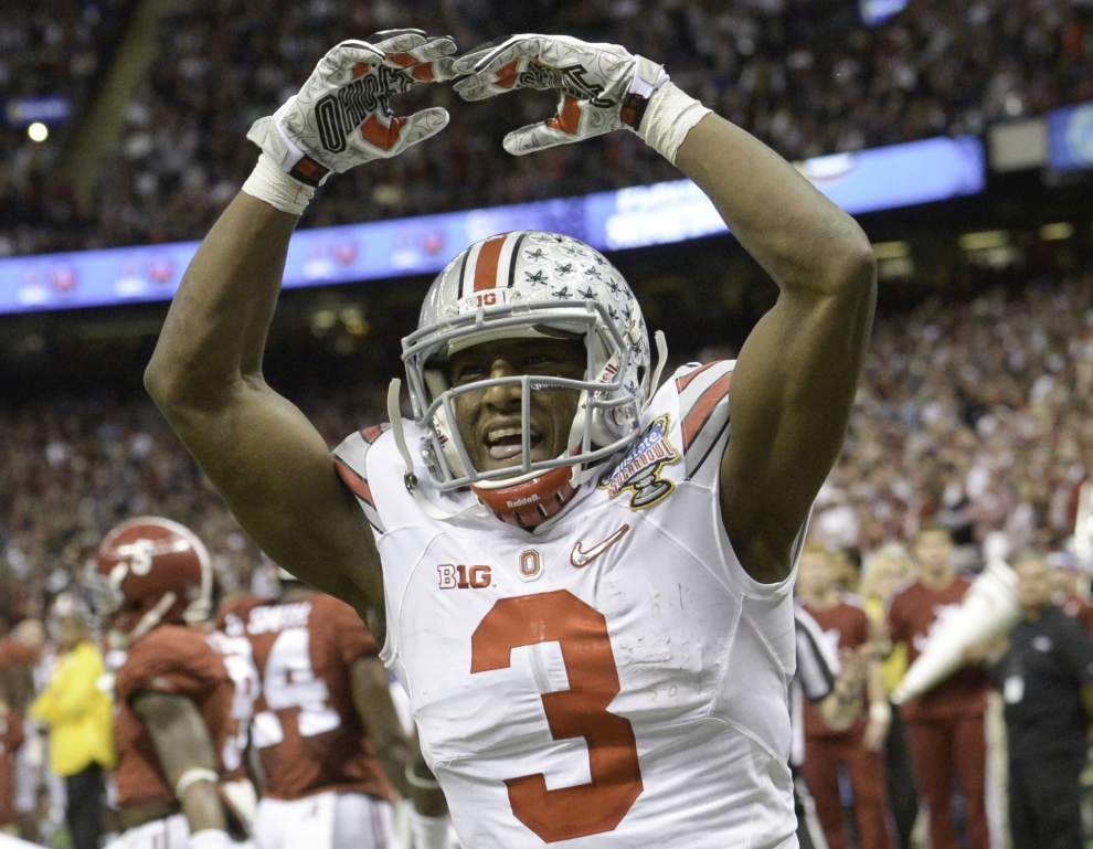 Underhill and Erickson NFL Mock Draft 2: Saints trade down from No. 12, collect picks _lowres