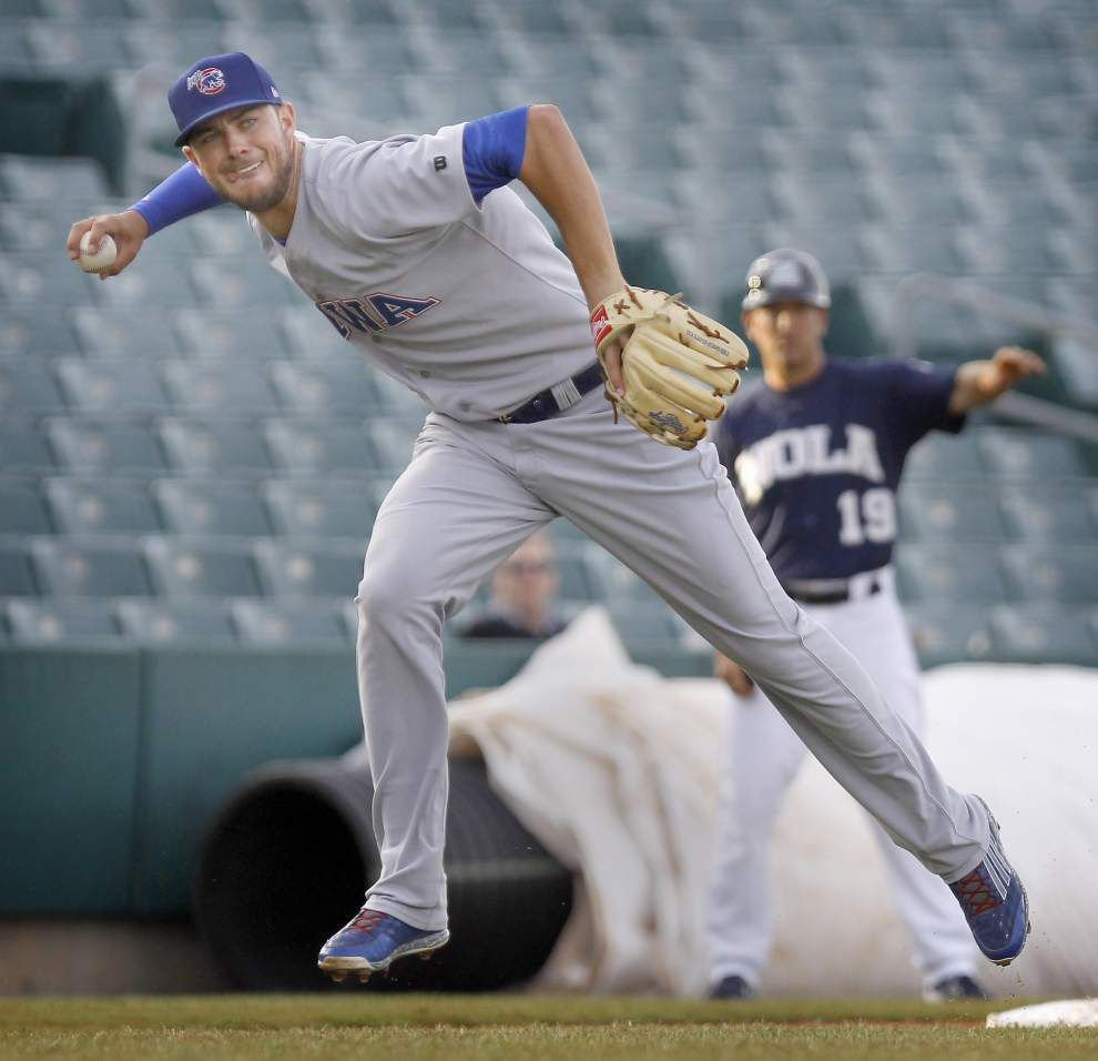 Top prospect Kris Bryant stays 'in the moment' _lowres