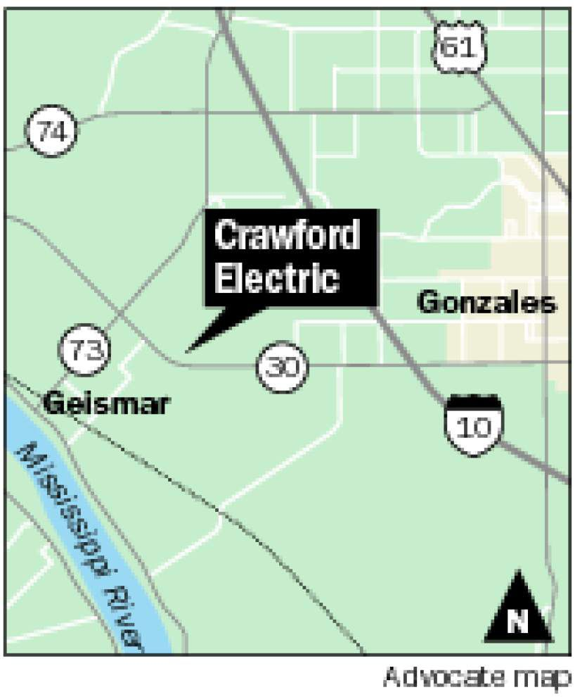 Company happy to be in Geismar after it became a victim of zoning battles on former Gonzales City Council _lowres
