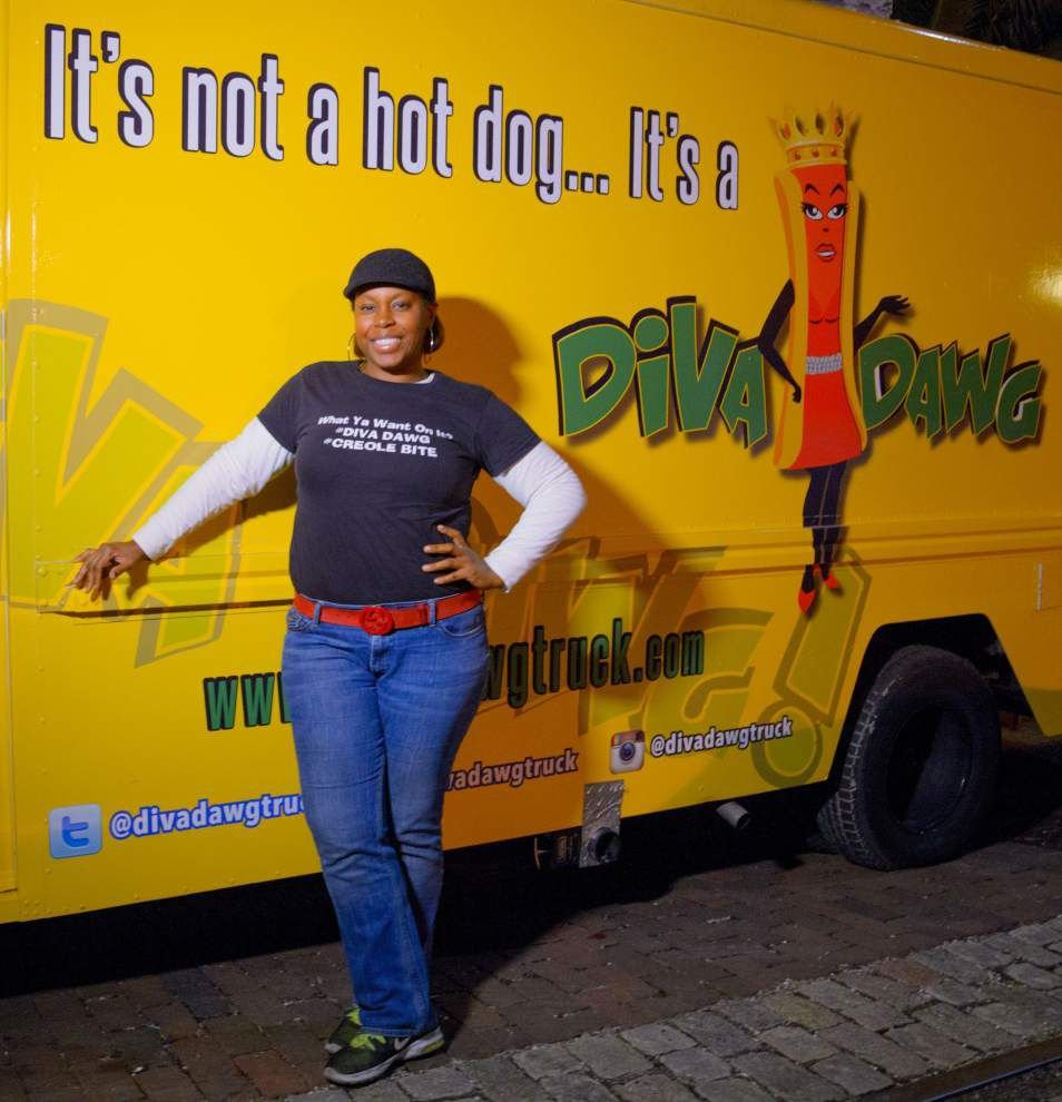 Two business stories show that the food truck game can be a two-way street _lowres