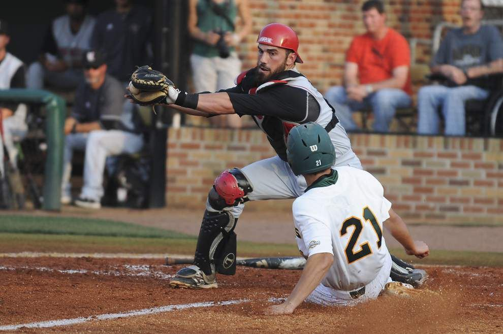 Ragin' Cajuns rally past Southeastern Louisiana in ninth _lowres