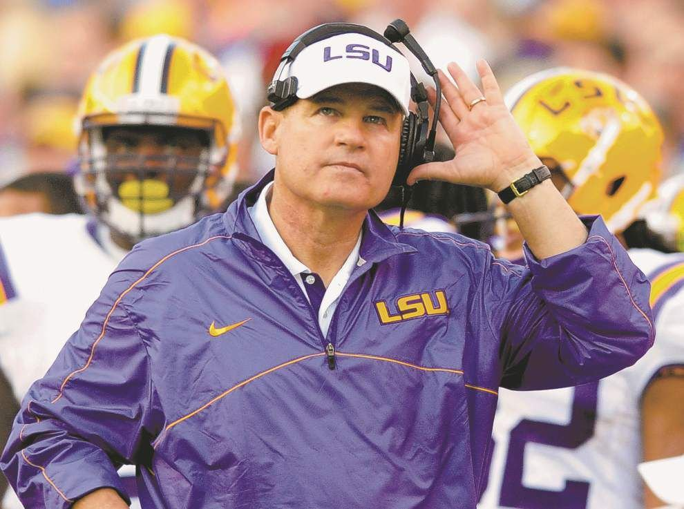Tiger Tracks blog: Les Miles speaks to media for 1st time since Arkansas loss _lowres