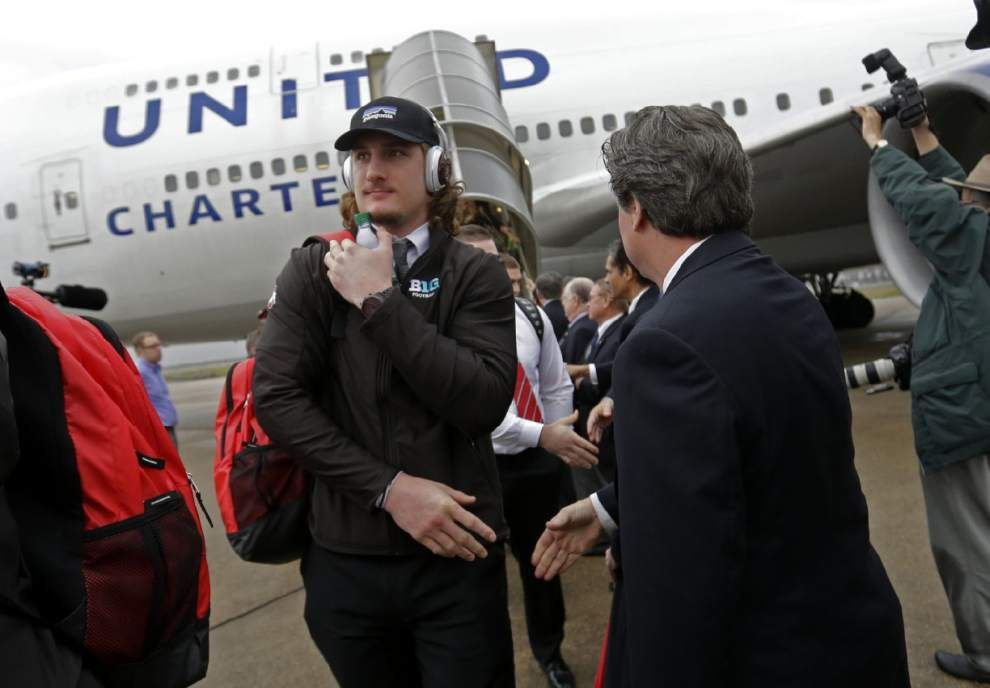 Video: Ohio State defensive lineman Joey Bosa can't wait for the Sugar Bowl _lowres