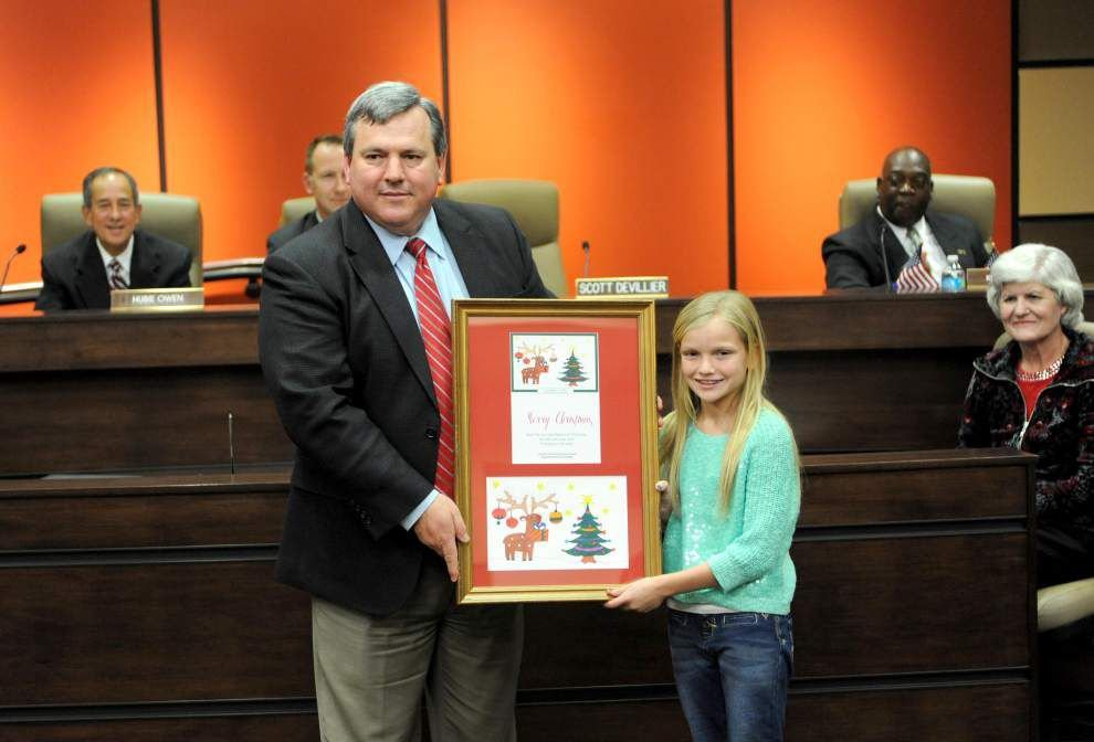 District chooses Copper Mill student's Christmas card design _lowres