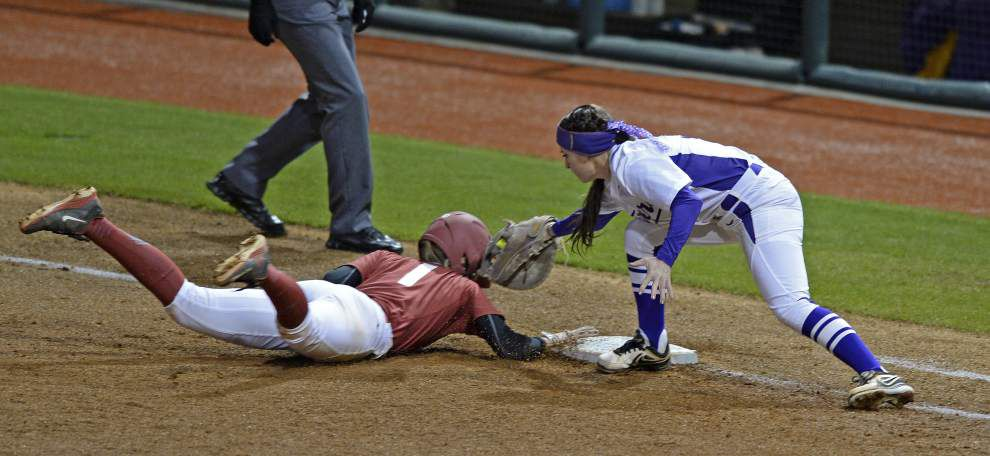 Relive LSU basketball, baseball, softball, gymnastics' big weekend wins with photos, analysis _lowres