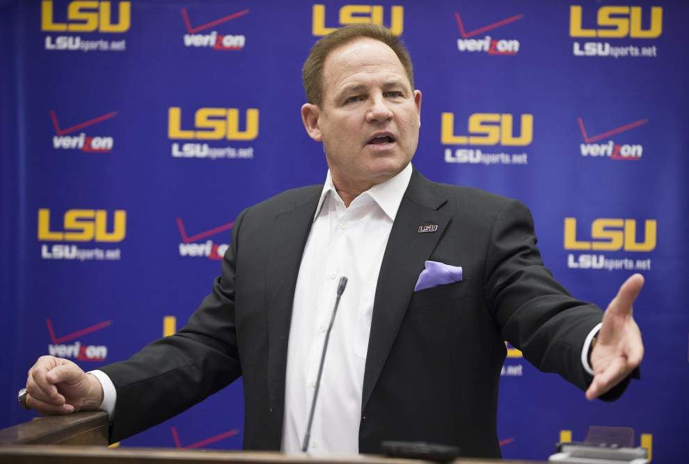 Video: Miles is thankful for the players who stayed at LSU _lowres