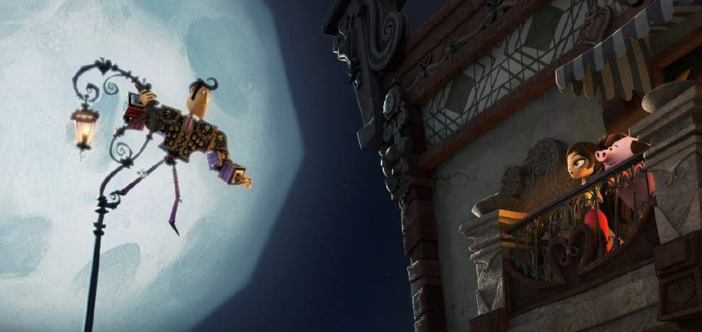 Review: 'Book of Life' celebrates death _lowres