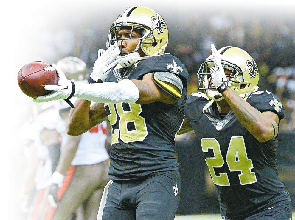 Saints take important step by assuring cornerback Keenan Lewis' future with the team _lowres