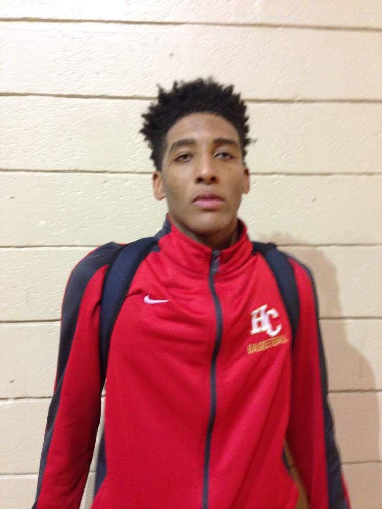 Roydell Brown finishes strong as Helen Cox edges West Jefferson _lowres