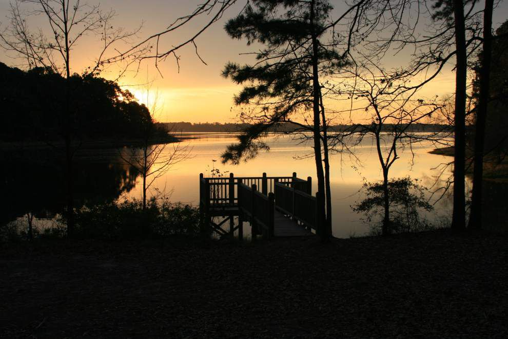 Looking for lunkers? Toledo Bend in revival mode, as more anglers show up seeking bigger fish _lowres