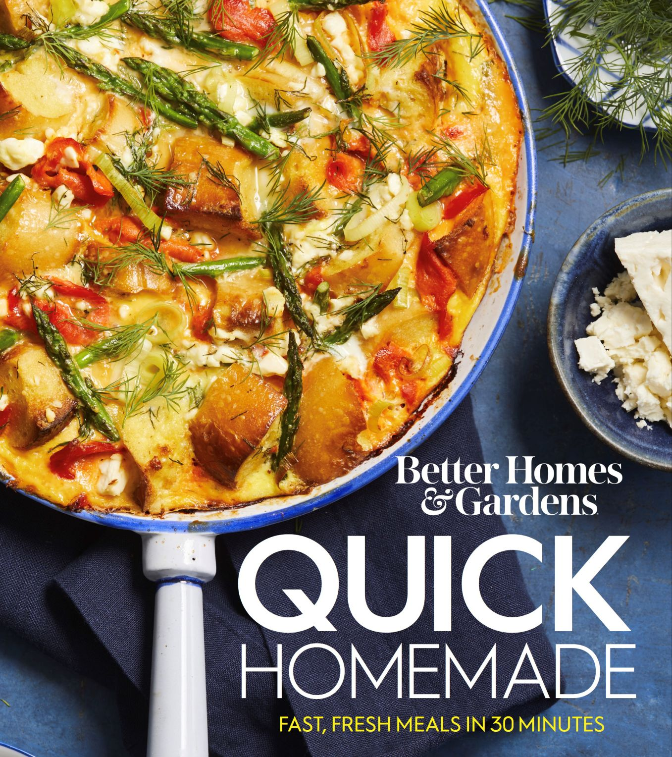 Side Dish: New cookbook offers delicious, quick-to-make meals