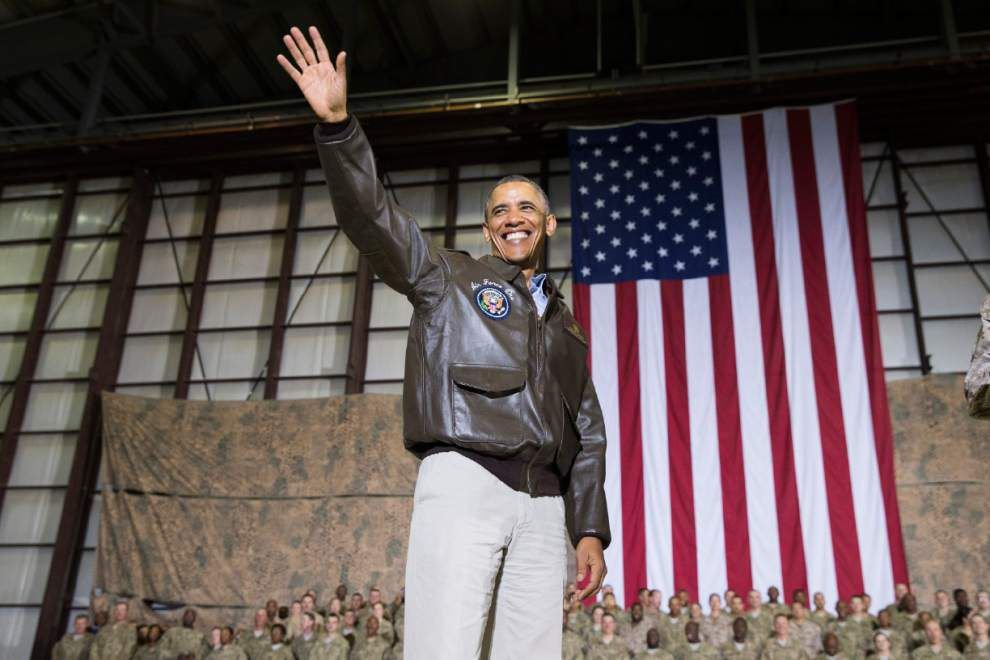 Obama seeks to reframe foreign policy as war ends _lowres