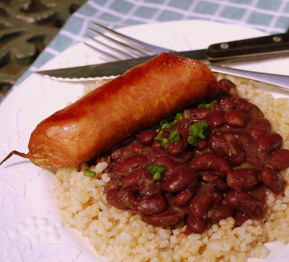 Monday Red Beans and Rice _lowres
